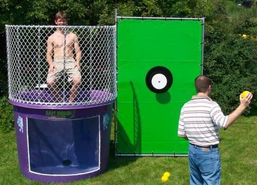 dunk tank rental kingston ny rentals ny party dunk